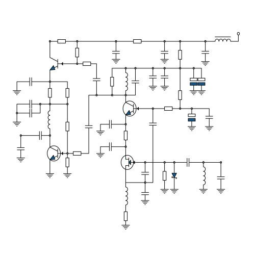 a basic overview of the process of design to manufacture for electronics
