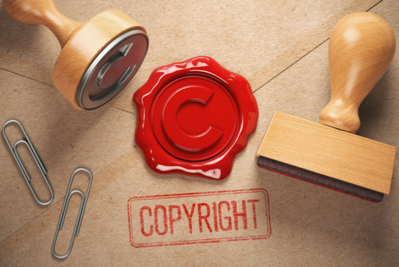 What is the difference between copyrights and patents?