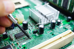 pcb electronic components