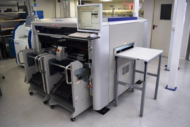 New technology at Newbury Electronics